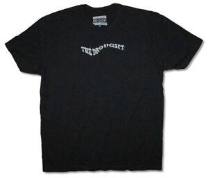 NBHD The Neighbourhood NBHD Drought US Tour 2016 Black T Shirt New Official