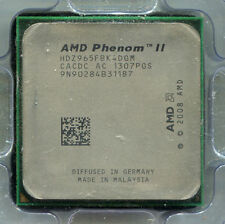 AMD Phenom II X4 965 B.E. HDZ965FBK4DGM 3.4 GHz quad core socket AM3 CPU 125W