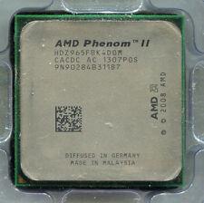 AMD Phenom II X4 965 B.E. HDZ965FBK4DGM 3.4 GHz quad core socket AM3 CPU 125W
