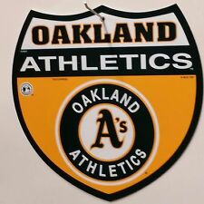 MLB Interstate Sign, Oakland Athletics, NEW