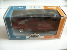 AHC Model Vauxhall SRV in Dark Red on 1:43 in box