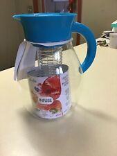 Primula Infuser pitcher (new) Light Blue.