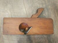 Antique Arrow Mammet Works Wood Plane Woodworking Hand Tools