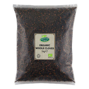 Organic Whole Cloves Certified Organic
