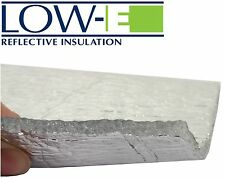 Low-E® Reflective Foil Eco Insulation [15m²] – Easy DIY underlay floating floor