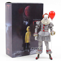NECA Stephen King's It Pennywise PVC Action Figure Collectible Model Kids Toy