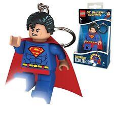 Lego DC Superhéroes Superman Led Lite llavero linterna
