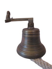 Vintage Style Marine Navy Bell - Great Sounding - Best for Decor (1163)
