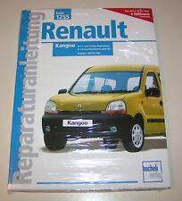 Reparaturanleitung Renault Kangoo - Baujahre 1997 bis 2001!