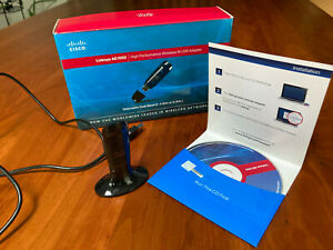 Cisco -Linksys AE1000 Wireless-N USB Adapter