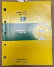 John Deere 1860 No Till Air Drill Operator Manual Oma62264 D 7