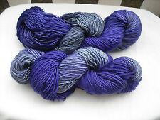 Fleece Artist 1504 Knitting Yarn Single Ply 100% Super Soft Merino DK, 100g/200m