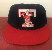 Vintage Toledo Mud Hens Pro-Line Fitted Hat Rare 7 1/8 90's Defunct New with Tag