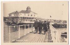 Norway, Dronningen Bygde RP PPC, Unposted, c 1930s, Shows Harbour Building
