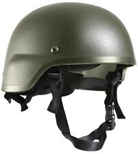Olive Drab ABS Mich-2000 Replica Military Tactical Helmet Rothco 1997 Brand New