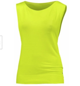 Nike  Women Training Dri-FIT Knit Sleeveless 643326 702 Tank Sz M