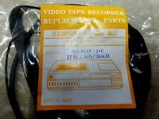 More details for video belt kit for jvc hr3360 & hr3660  7 belts
