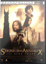 2xDVD Le Seigneur Des Anneaux - Les Deux Tours (Edition Prestige)