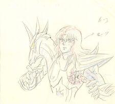 Anime Genga not Cel Saint Seiya #56
