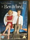 NICOLE KIDMAN WILL FERRELL Bewitched ~ 2005 BRUJA NEGRO Magic Comedia GB DVD
