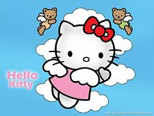 Hello Kitty Photo Poster Stampa Muro a4 260gsm