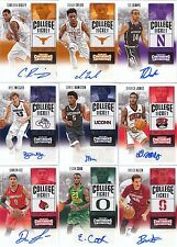 16/17 Contenders Draft Picks College Basketball Auto Isaiah Taylor #167 Rockets