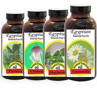 100% Egyptian Pure Essential Oils Therapeutic Grade Free Shipping