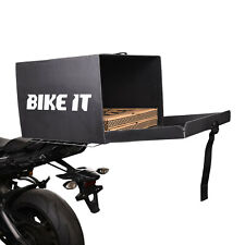 Motorcycle Pizza Delivery Box XL 105L Takeaway Food Deliveroo Just Eat Uber Eats