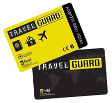 Travel Guard Credit Card RFID Protection - Dont Get Skimmed Ever !!!!!