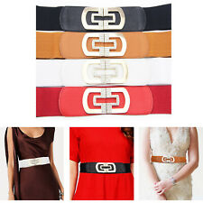 Ladies Elastic Stretchable Belt Ladies Fashion Adjustable Waistband Party Dress