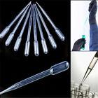 Plastic Eye Dropper Disposable Graduated Transfer Oils Pipettes Set 100PCS 3ml