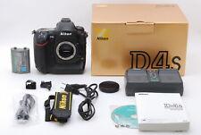 【Mint in Box】Nikon D4S 16.2 MP Digital SLR Camera Body From Japan #1012