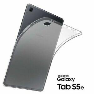"2019 Samsung Galaxy Tab S5e 10.5"" T720 T725 Tablet Slim Soft Gel Skin Case Cover"