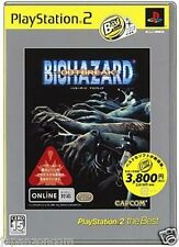 Used PS2 Capcom Biohazard outbreak SONY PLAYSTATION JAPAN IMPORT