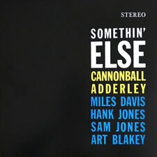 Cannonball Adderley SOMETHIN' ELSE 180g LIMITED New Orange Colored Vinyl LP