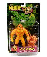 The Incredible Hulk Smash & Crash Series - Zzzax Action Figure