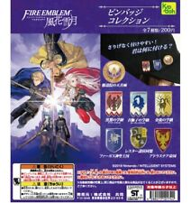 SET OF 7 Fire Emblem Three Houses PIN Badge Nintendo Kyodo Japan NEW in USA