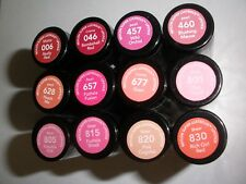 (1) Revlon Super Lustrous Lipstick - Your choice from 12 different shades