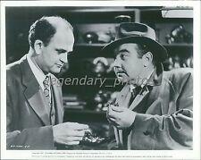 1951 The Mob Original Press Photo Broderick Crawford