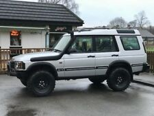 2003 LAND ROVER DISCOVERY Td5 XS  4x4 OFF ROAD 7 SEATER