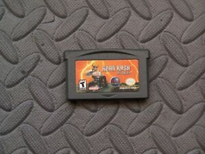 Nintendo Game Boy Advance GBA Game - Road Rash: Jailbreak