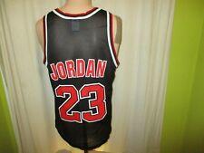 Chicago Bulls Original Champion Authentic NBA Trikot + Nr.23 Jordan Gr.M
