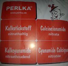 25 kg Perlka Kalkstickstoff Dünger für Garten, Obst, Gemüse Pferdeweide Koppel