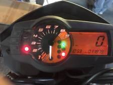 KTM 690 DUKE 1 2012 LC4 SPEEDOMETER SPEEDO CLOCKS DASH METER 11879 MILES BK417