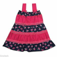 Unbranded Casual 100% Cotton Dresses (2-16 Years) for Girls