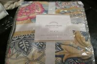 Pottery Barn Cheyenne full queen duvet cover  New w tag