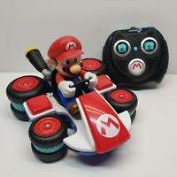 Nintendo Super Mario Kart 9 Anti Gravity RC Racer Remote Control Toy SOLD AS IS