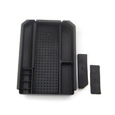 Car Center Armrest Secondary Storage Box Organizer Tray For Toyota RAV4 2012-16