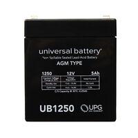 UPG Casil Ca1240 Alarm Control System Battery High Capacity