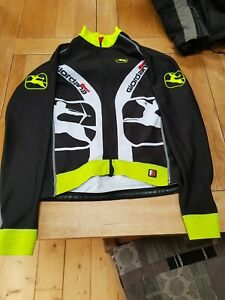 Women's Giordana cycling jersey, size small